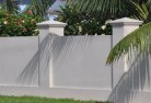Almonds Barrier wall fencing 1