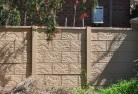 Almonds Barrier wall fencing 3