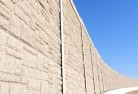 Almonds Barrier wall fencing 6