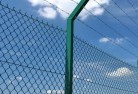 Almonds Chainmesh fencing 14