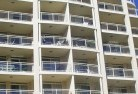 Almonds Glass balustrading 10