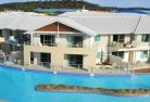 Almonds Glass balustrading 11