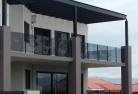 Almonds Glass balustrading 13
