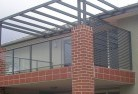 Almonds Glass balustrading 14