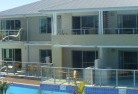 Almonds Glass balustrading 16