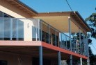 Almonds Glass balustrading 1