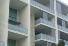 Almonds Glass balustrading 20
