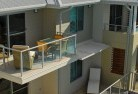 Almonds Glass balustrading 3