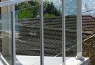 Almonds Glass balustrading 4