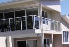 Almonds Glass balustrading 6