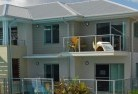 Almonds Glass balustrading 8