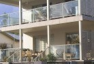 Almonds Glass balustrading 9